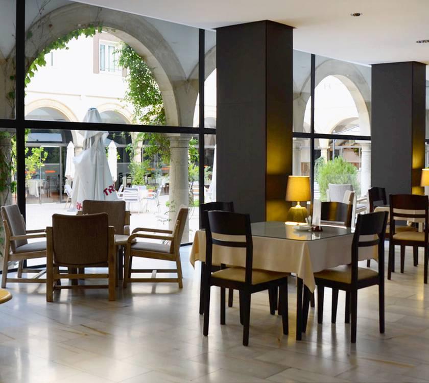 Cafétéria Hôtel TRH Ciudad de Baeza Hôtel TRH Ciudad de Baeza