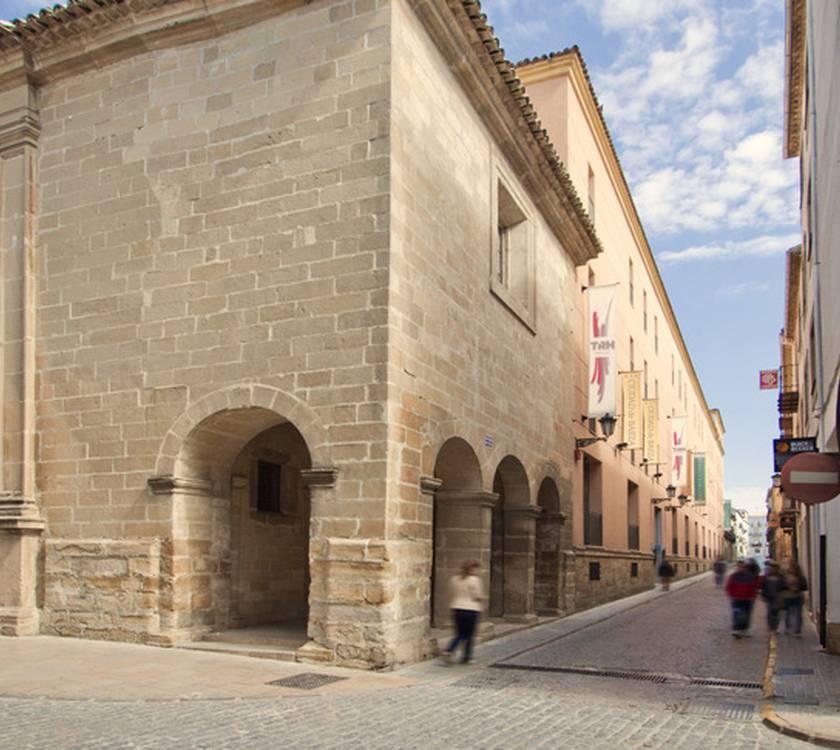 Hôtel rue Hôtel TRH Ciudad de Baeza Hôtel TRH Ciudad de Baeza