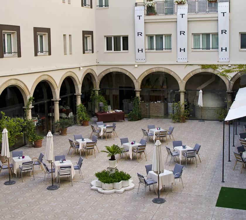 Façade Hôtel TRH Ciudad de Baeza Hôtel TRH Ciudad de Baeza